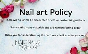 Other - Reusable Press On Nails
